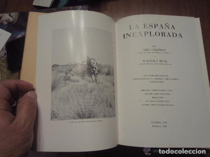 Libros: La España Agreste o Inexplorada - Foto 5 - 131567535