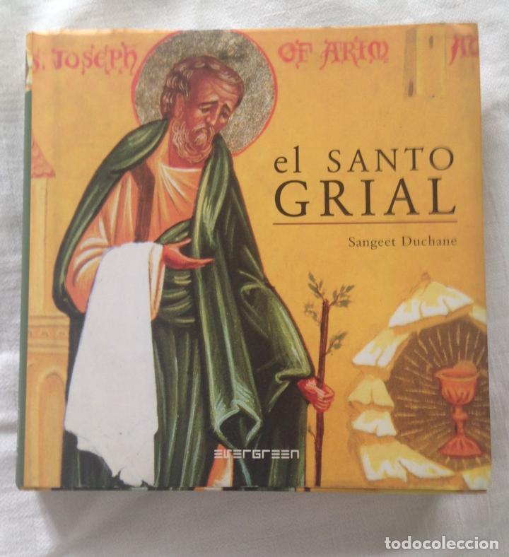 EL SANTO GRIAL (Libros sin clasificar)