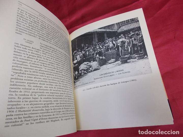 Libros: HISTORIA GENERAL DEL SOCIALISMO. 1875-1918. JACQUES DROZ. TOMO 2. EDICIONES DESTINO. 1979. 1ª EDI - Foto 2 - 129725291