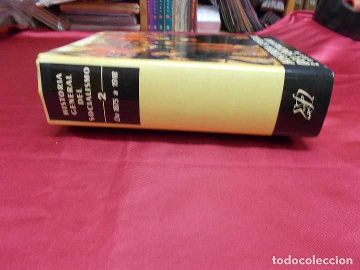 Libros: HISTORIA GENERAL DEL SOCIALISMO. 1875-1918. JACQUES DROZ. TOMO 2. EDICIONES DESTINO. 1979. 1ª EDI - Foto 3 - 129725291