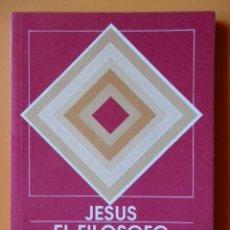 Libros: JESÚS. EL FILÓSOFO POR EXCELENCIA - CARLOS BRANDT. Lote 284736673