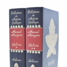 Libros: GALICIA, I-II (EDICIÓN COMPLETA EN 2 TOMOS) - MURGUÍA, MANUEL. Lote 130493991