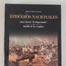 Libros: EPISODIOS NACIONALES 5 JUAN MARTÍN EL EMPECINADO. BATALLA DE LOS ARAPILES. Lote 130712774