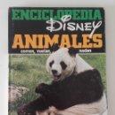 Libros: ENCICLOPEDIA DISNEY, ANIMALES. Lote 130721729
