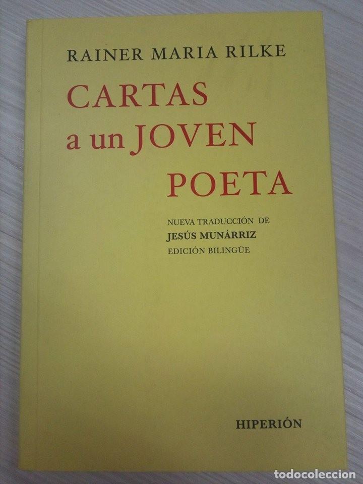 CARTAS A UN JOVEN POETA. RAINER MARIA RILKE. BILINGÜE (Libros sin clasificar)