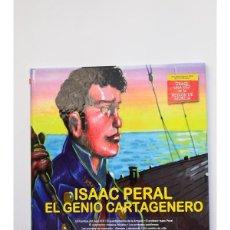 Libros: ISAAC PERAL, EL GENIO CARTAGENERO - MARTÍNEZ SOTO, ÁNGEL PASCUAL. Lote 217878195