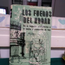 Libros: LOS FUEGOS DEL HOGAR, NOGUER 1966 1A EDICION. Lote 131071397