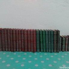 Libros: CRISOL CRISOLES M.AGUILAR.ESPECTACULAR LOTE DE 30 LIBRITOS.GRANDISIMO ESTADO.LOTAZO.. Lote 131123825