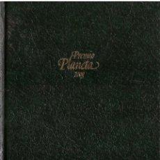 Libros: PREMIO PLANETA 2008 - OFERTAS DOCABO. Lote 131195480