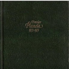 Libros: PREMIOS PLANETA 1973-1973 - OFERTAS DOCABO. Lote 131195612