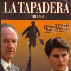 Libros: LA TAPADERA (THE FIRM) - JOHN GRISHAM; ED. PLANETA - OFERTAS DOCABO. Lote 131201552