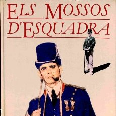 Libros: ELS MOSSOS D'ESQUADRA - NÚRIA SALES - L'AVENÇ - ESTUDIS. Lote 106237559