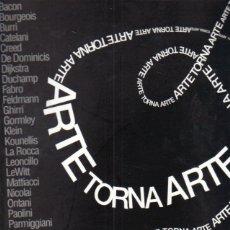 Bücher - ARTE TORNA ARTE - 131300720
