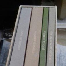 Libros: EL CAPITANCITO.ESCENAS CANTABRAS. SOBRE LA FIGURA CUBICA. ESCRITOS SOBRE CIENCIA.. Lote 131927754