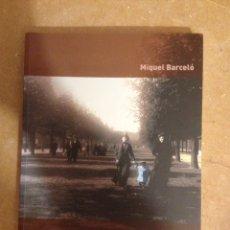 Libros: EL PAÍS LLAMADO DESEO (MIQUEL BARCELÓ). Lote 132411913