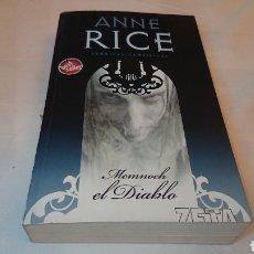 Libros: CRÓNICAS VAMPIRICAS, ANNE RICE / TERROR ZETA. Lote 132484737