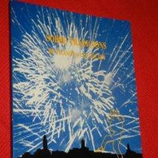 Libros: SOBRE TRADICIONS DE VILANOVA I LA GELTRÚ. - RICARD BELASCOAIN I VV.AA.-. Lote 132681542