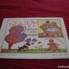 Libros: LIBRITO PUNTO DE CRUZ Y BORDADO SOBRE FRUNCIDO.. Lote 133029894