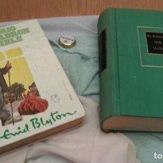 Libros: NOVELAS VIEJITAS AÑOS 1965 -1967. PAREJA.. Lote 133086358