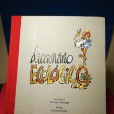 Libros: DICCIONARIO ECOLÓGICO ILUSTRADO POR MINGOTE. Lote 133165490