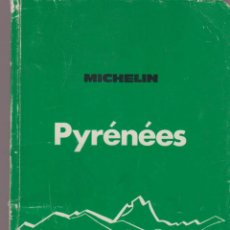 Libros: GUÍA TURÍSTICA PYRÉNÉES, ESCRITO EN FRANCÉS.194 PAGINAS LT287. Lote 133708426