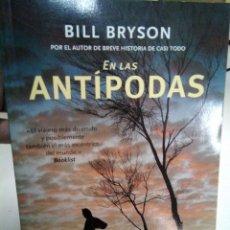Libros: EN LAS ANTÍPODAS. BILL BRYSON. RBA 2006. Lote 133727690