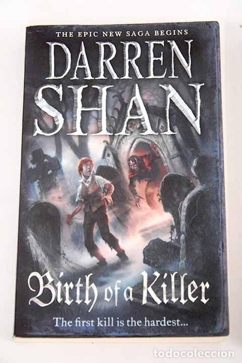BIRTH OF A KILLER (Libros sin clasificar)