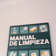 Libros: MANUAL DE LIMPIEZA - GUÍAS PRÁCTICAS OCU - 3ª EDICIÓN - 2015. Lote 133823178