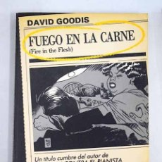 Libros: FUEGO EN LA CARNE. Lote 133991539