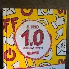 Libros: EL LIBRO 1.0. AUNQUE EL MOVIL TE DIGA ESTAS EN LINEA... PONTE A DIETA. XENIA CASADO. PLATAFORMA 2016. Lote 134280198