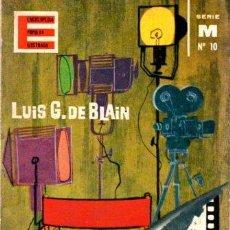 Libros: EL CINE - BLAIN, LUIS G.. Lote 134356187