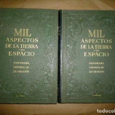 Bücher - Mil Aspectos de la Tierra y del Espacio. Panorama General de la Creación. - 134482181