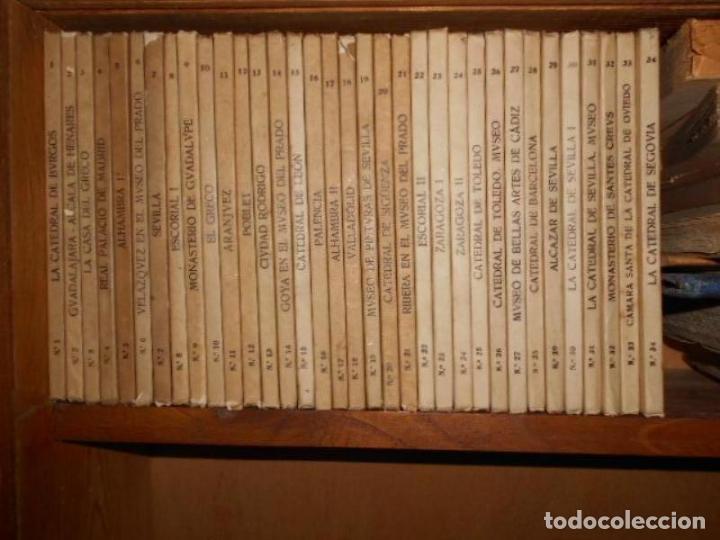 EL ARTE EN ESPAÑA. EDICIÓN THOMAS. BAJO EL PATRONATO DE LA COMISERÍA REGIA DEL TURISMO Y CULTURA ART (Libros sin clasificar)