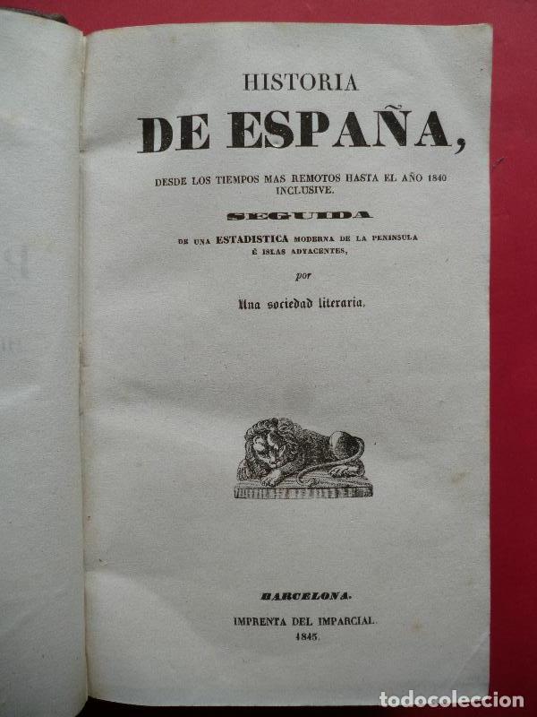 ESPAÑA. PANORAMA UNIVERSAL. HISTORIA Y DESCRIPCIÓN DE TODOS LOS PUEBLOS: ESPAÑA. HISTORIA DE ESPAÑA (Libros sin clasificar)
