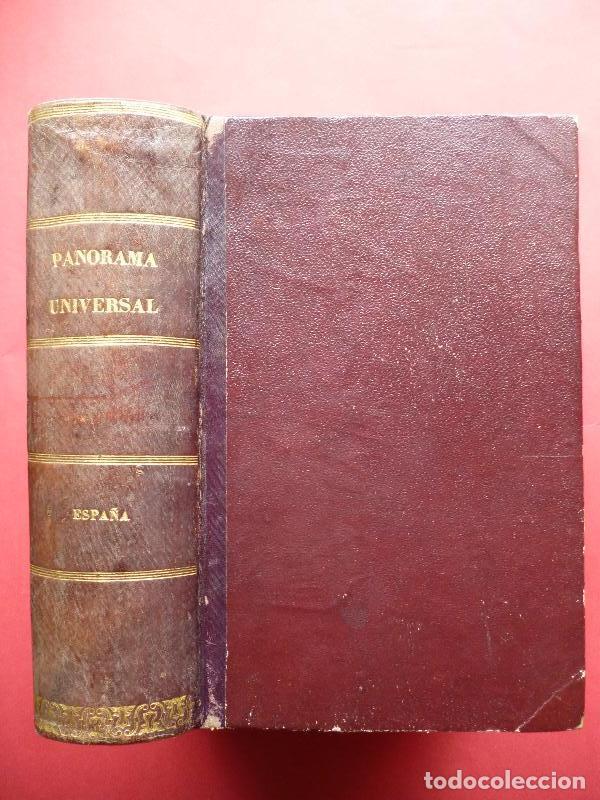 Libros: ESPAÑA. Panorama Universal. Historia y Descripción de todos los Pueblos: España. Historia de España - Foto 2 - 134513977