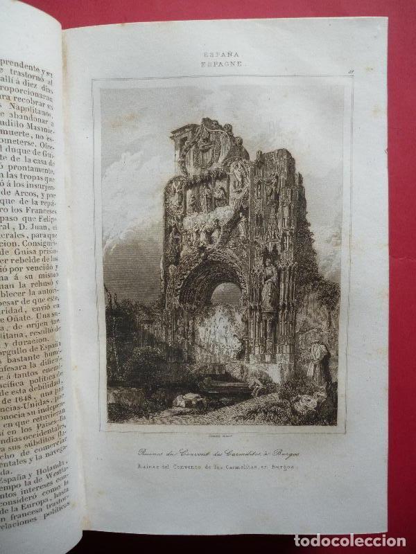 Libros: ESPAÑA. Panorama Universal. Historia y Descripción de todos los Pueblos: España. Historia de España - Foto 4 - 134513977