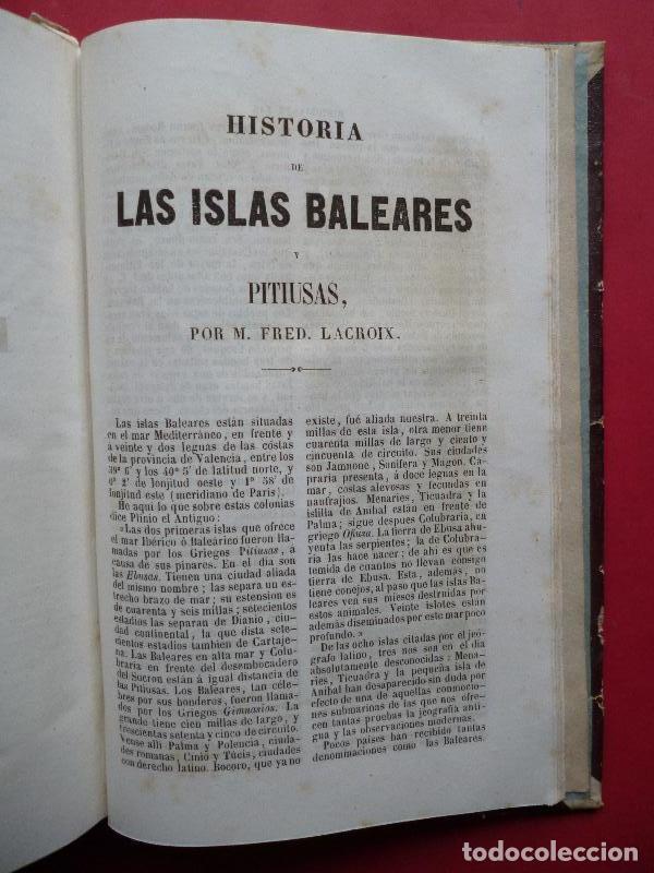 Libros: ESPAÑA. Panorama Universal. Historia y Descripción de todos los Pueblos: España. Historia de España - Foto 6 - 134513977