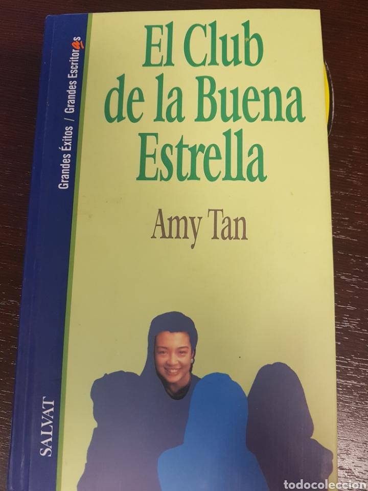 EL CLUB DE LA BUENA ESTRELLA (Libros Nuevos - Literatura - Narrativa - Aventuras)
