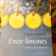 Libros: LIBRO ENTRE LIMONES. Lote 135065365