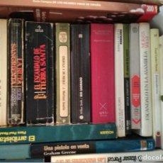 Libros: LOTE DE 55 LIBROS DE VARIOS TEMAS - VER FOTOS - C41-55. Lote 135154898