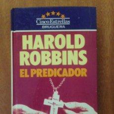 Libros: HA ROL DEL PREDICADOR. Lote 135196482