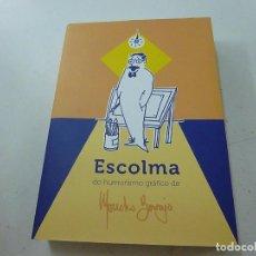 Libros: ESCOLMA DO HUMORISMO GRAFICO DE MONCHO BORRAJO -N 1.. Lote 135253006