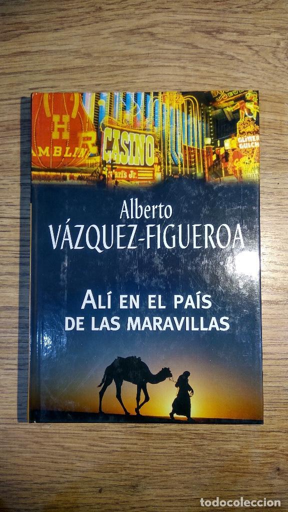 ALÍ EN ELL PAÍS DE LAS MARAVILLAS (Libros Nuevos - Literatura - Narrativa - Aventuras)