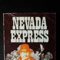 Libros: NEVADA EXPRESS. - ALISTAIR MACLEAN. Lote 113780382
