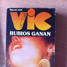 Libros: RUBIOS GANAN - VIC ST. VAL. Lote 115782032