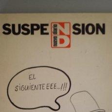 Libros: NUEVO DIARIO. SUSPENSIÓN EXPRESS - VVAA. Lote 194394553