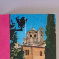 Libros: POBLET. ARTE, MÍSTICA, HISTORIA. - FELIO A. VILARRUBIAS.. Lote 115926280