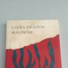 Libros: MALINCHE - ESQUIVEL, LAURA. Lote 115948243