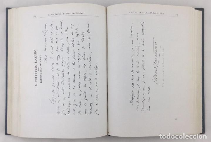 Libros: La colección Lázaro de Madrid (2 vol) - Varios autores - Foto 4 - 135988493