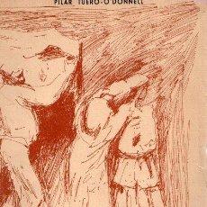 Libros: MARIANO BENLLIURE O RECUERDOS DE UNA FAMILIA (O'DONNELL-TUERO-BENLLIURE) - TUERO-O'DONELL, PILAR. Lote 136018229